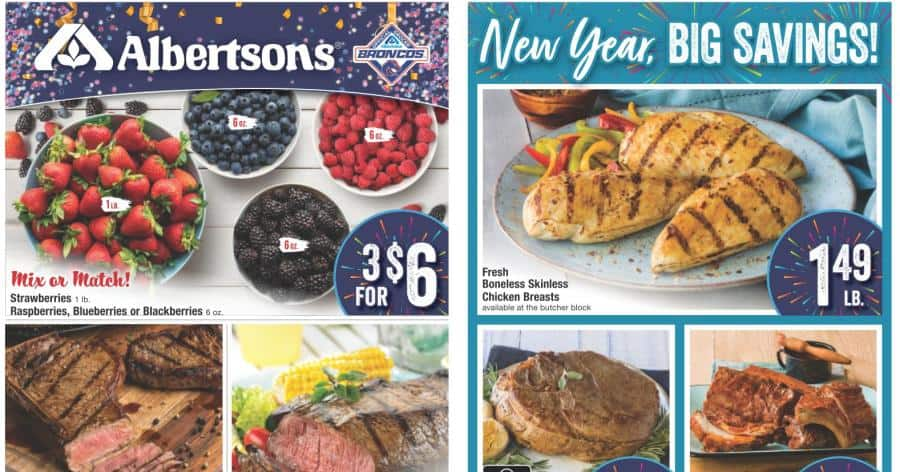 Albertsons Ad this week