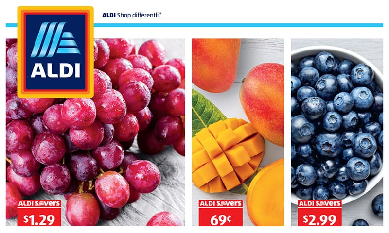 Aldi ad this week