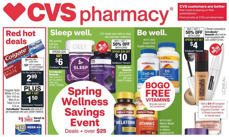 CVS ad this week