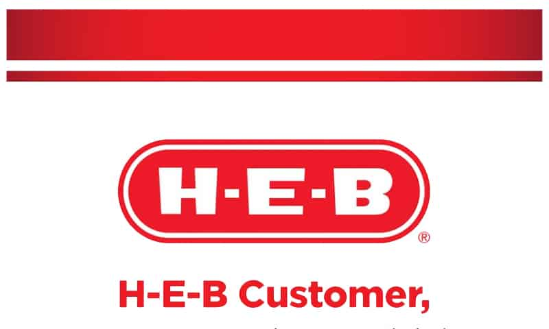 HEB ad this week