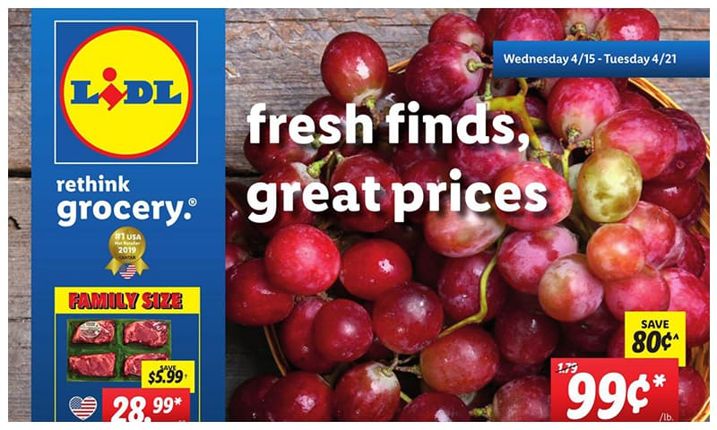 LIDL ad this week