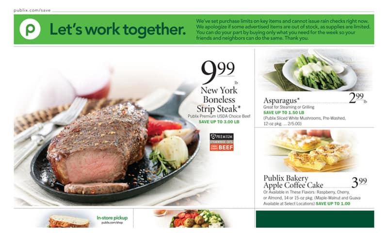 Publix ad this week