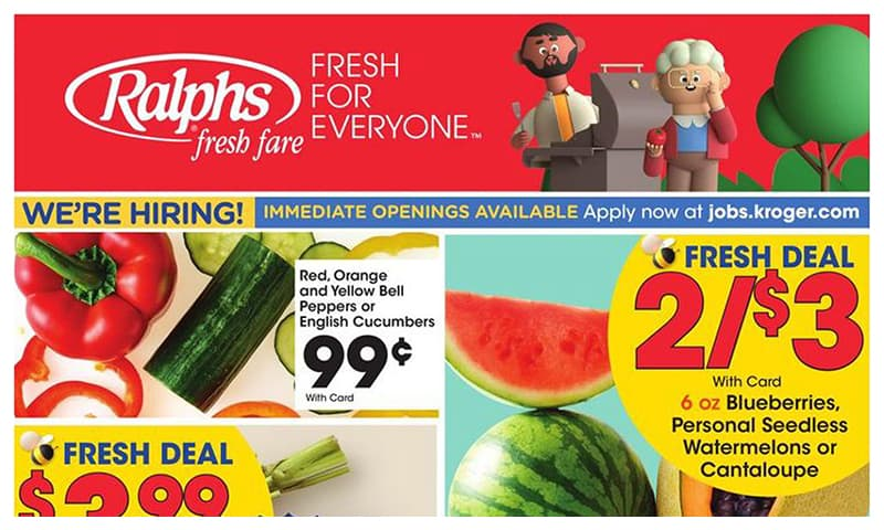 Ralphs ad this week