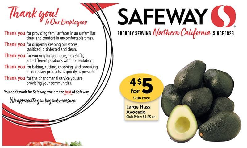 Safeway ad this week