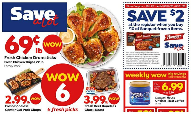 Save a Lot ad this week