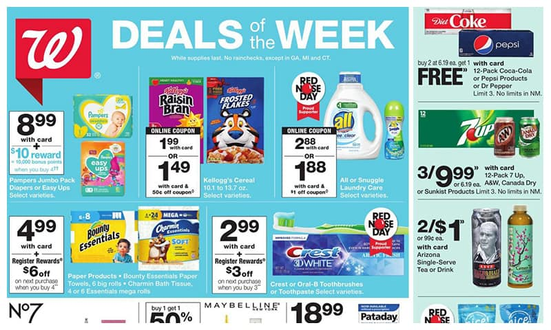 Walgreens ad this week